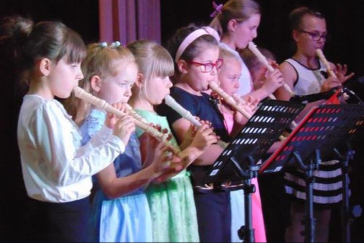 Nauka gry na flecie MDK