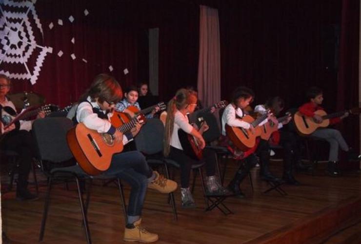 Nauka gry na gitarze MDK