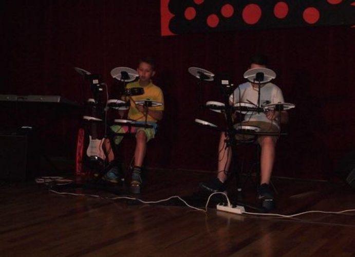 Perkusja elektroniczna MDK